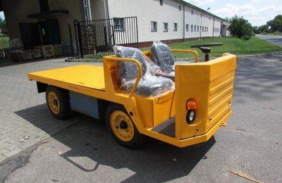 Pritschenwagen ohne Kabine